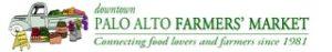 Saturday Palo Alto Farmers' Market Gilman St & Hamilton Ave